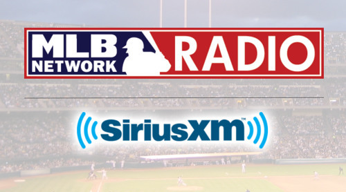 MLB Network Radio on Sirius XM.