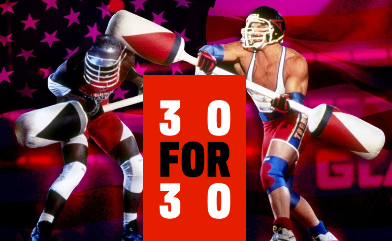 1990s competition show 'American Gladiators' will be subject of next ESPN '30 for 30′ documentary