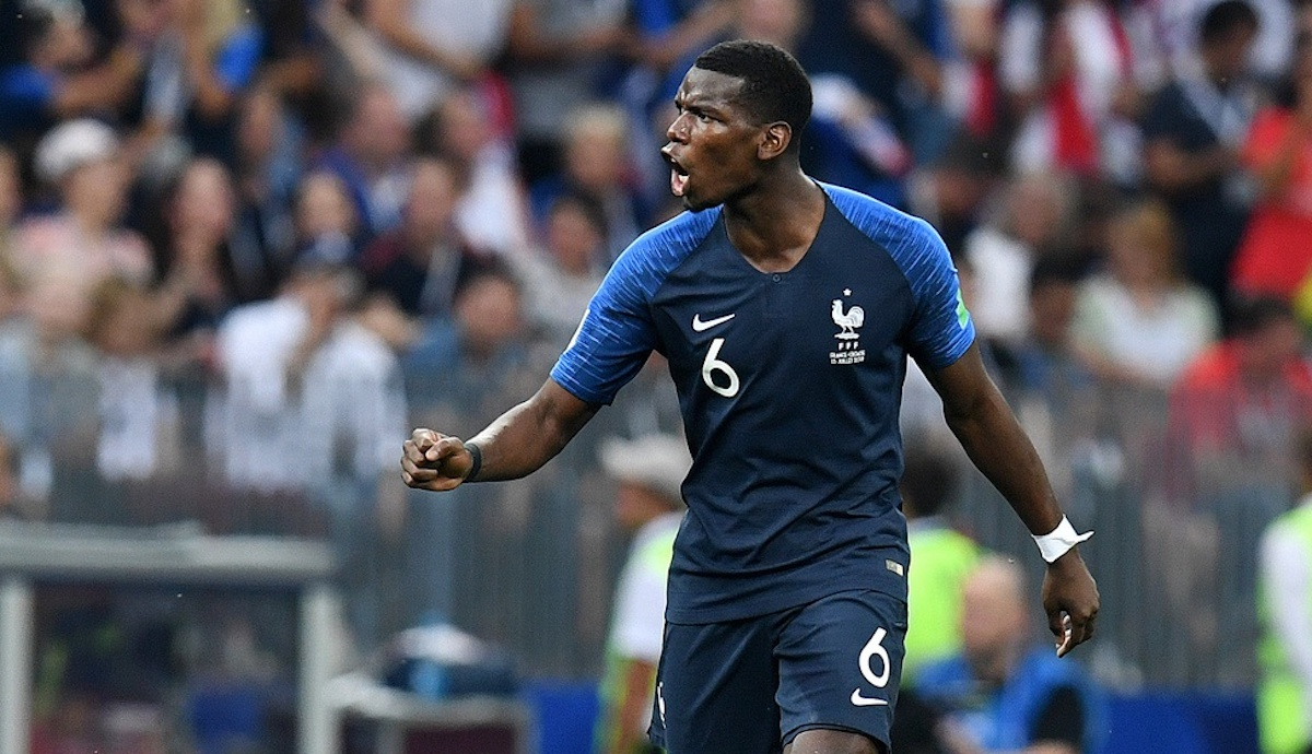 Paul Pogba docuseries 'The Pogmentary' to kick off soccer star's deal with Amazon