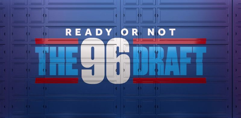 Ready or Not: The 96 Draft from NBA TV.