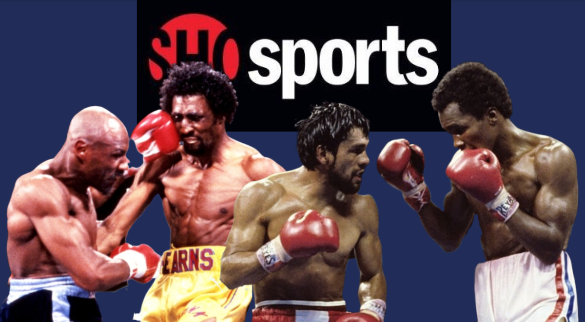 Showtime's 'The Kings' boxing docuseries to chronicle era of Leonard, Hagler, Duran, and Hearns