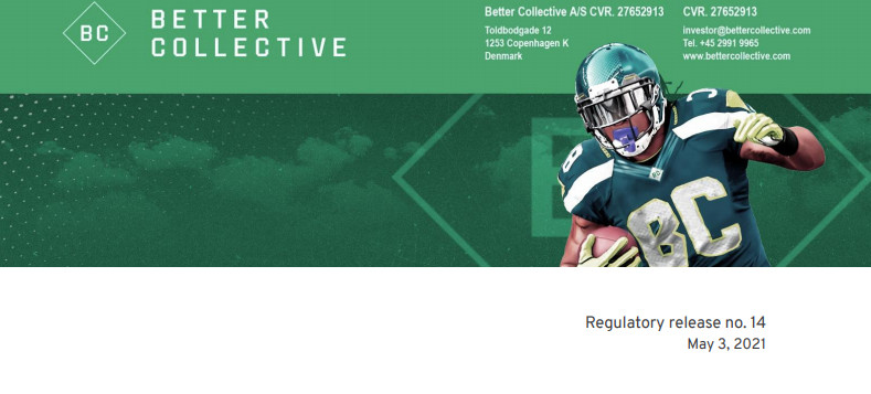 Better Collective on buying Action Network.