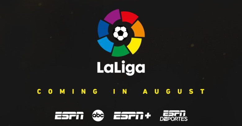 ESPN signs eight-year deal with LaLiga for an estimated $1.4 billion, taking over from beIN Sports