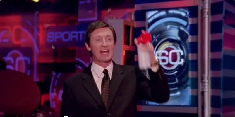 ESPN has pitched Wayne Gretzky on a NHL broadcasting role, is also pitching Ray Ferraro and Kevin Weekes