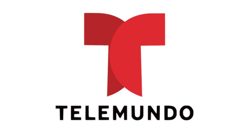 The Telemundo logo.
