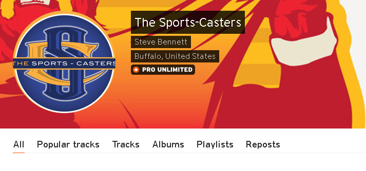 The Sports-Casters on SoundCloud.