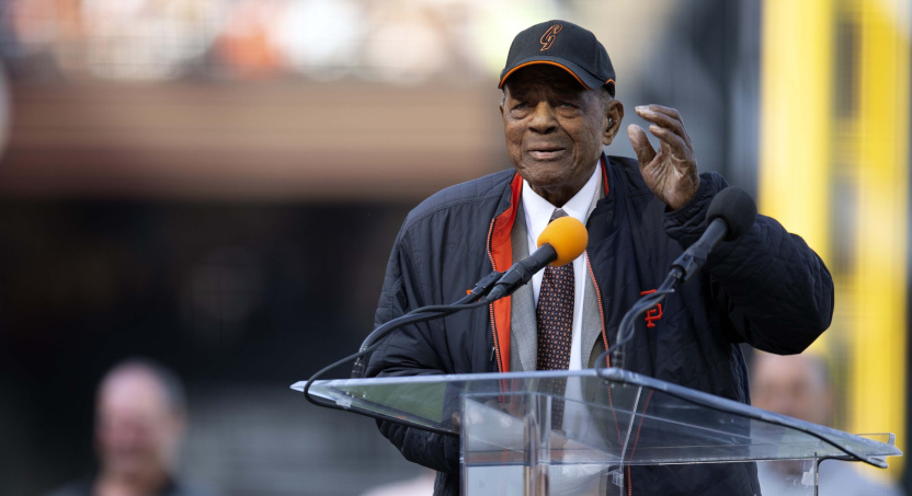 HBO will air a Willie Mays documentary next year, directed by Nelson George