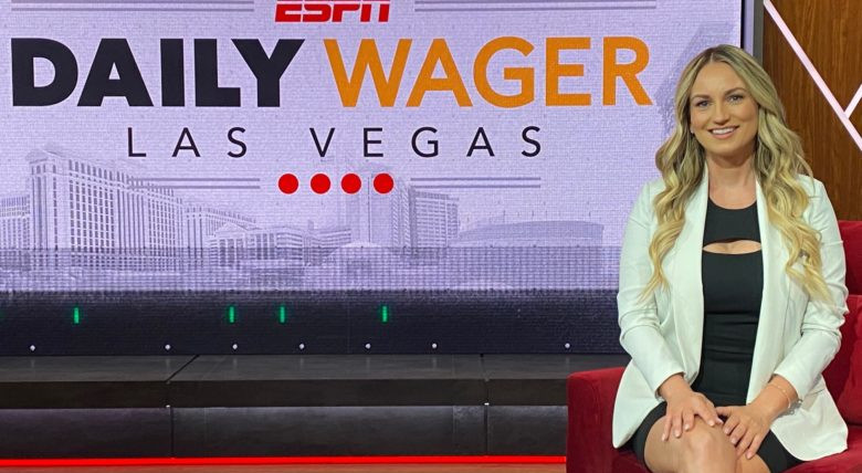 Kelly Stewart on Daily Wager.