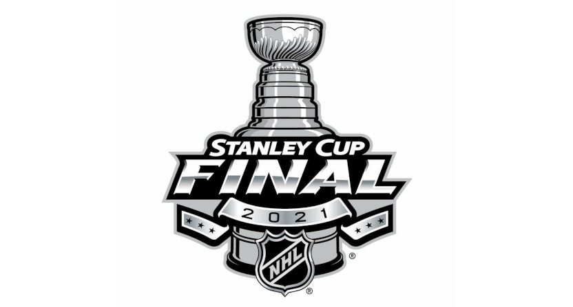The 2021 Stanley Cup Final logo.