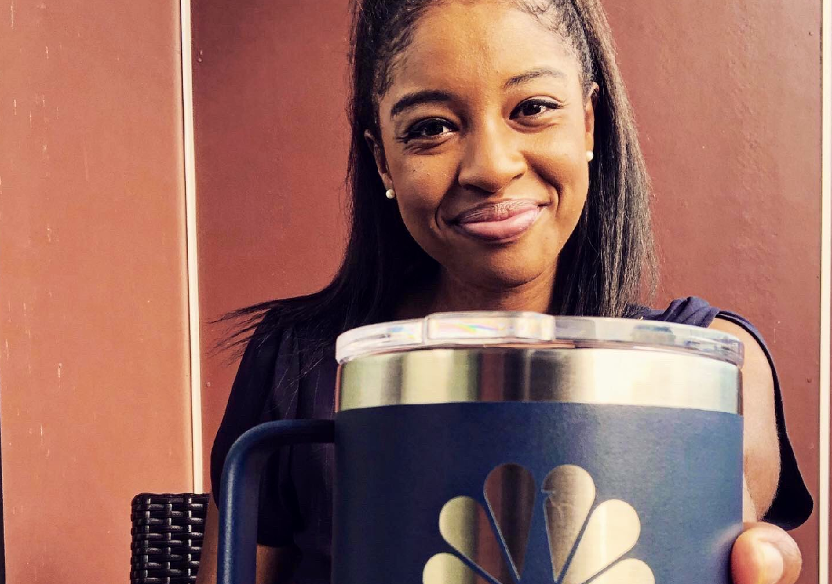 Bucks sideline reporter Zora Stephenson joins NBC Sports for the Olympics and more