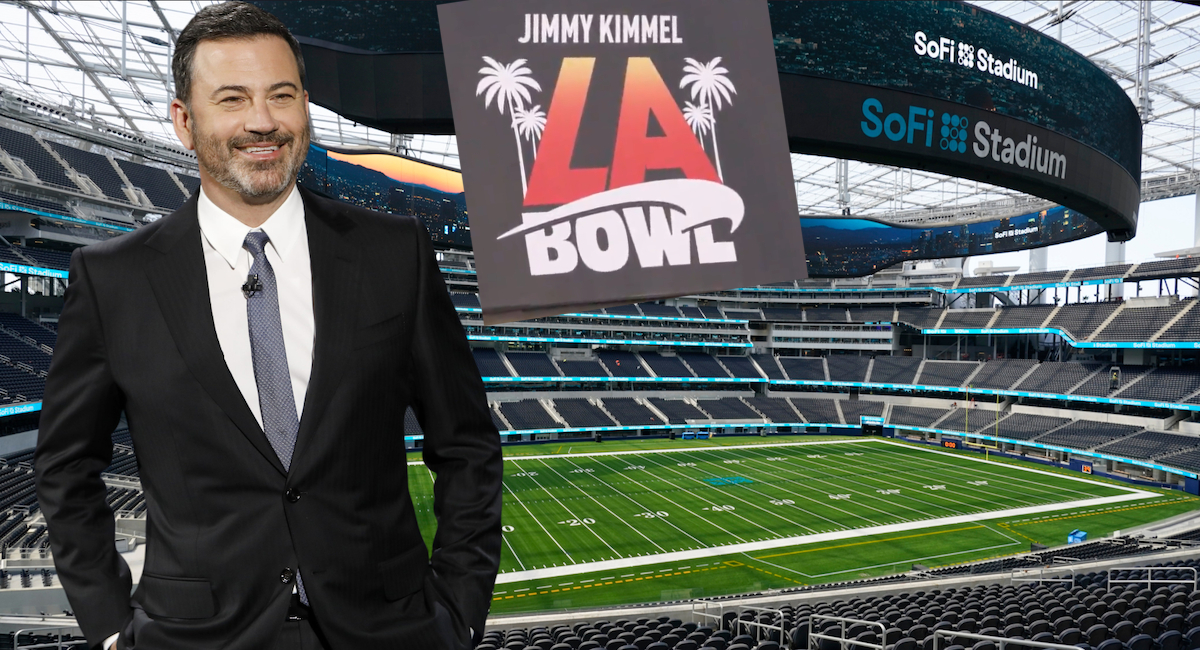 Late-night host Jimmy Kimmel gets naming rights to LA Bowl, to be played Dec. 18