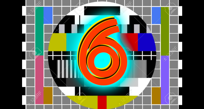 Channel 6, a new site from Spencer Hall and Holly Anderson.