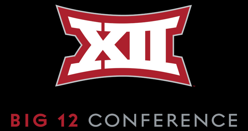 The Big 12 conference logo.