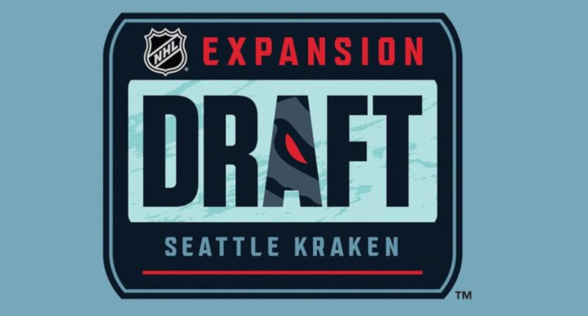 The 2021 NHL expansion draft.