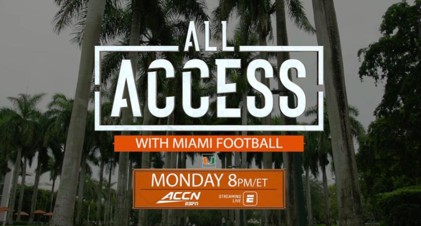 An all-access Miami series.