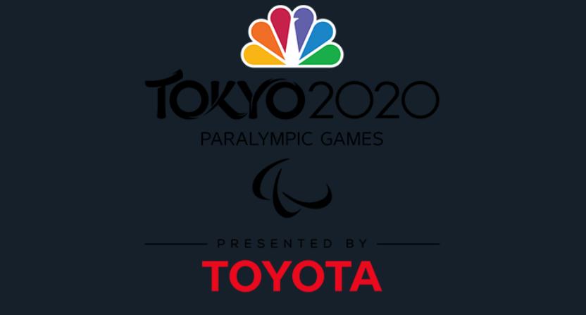 NBC's Paralympics coverage.