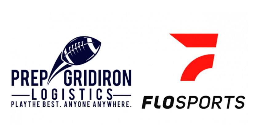Prep Gridiron Logistics and FloSports.