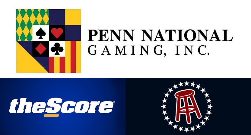 """Penn National is acquiring theScore and sees it as """"a powerful complement to Barstool."""""""