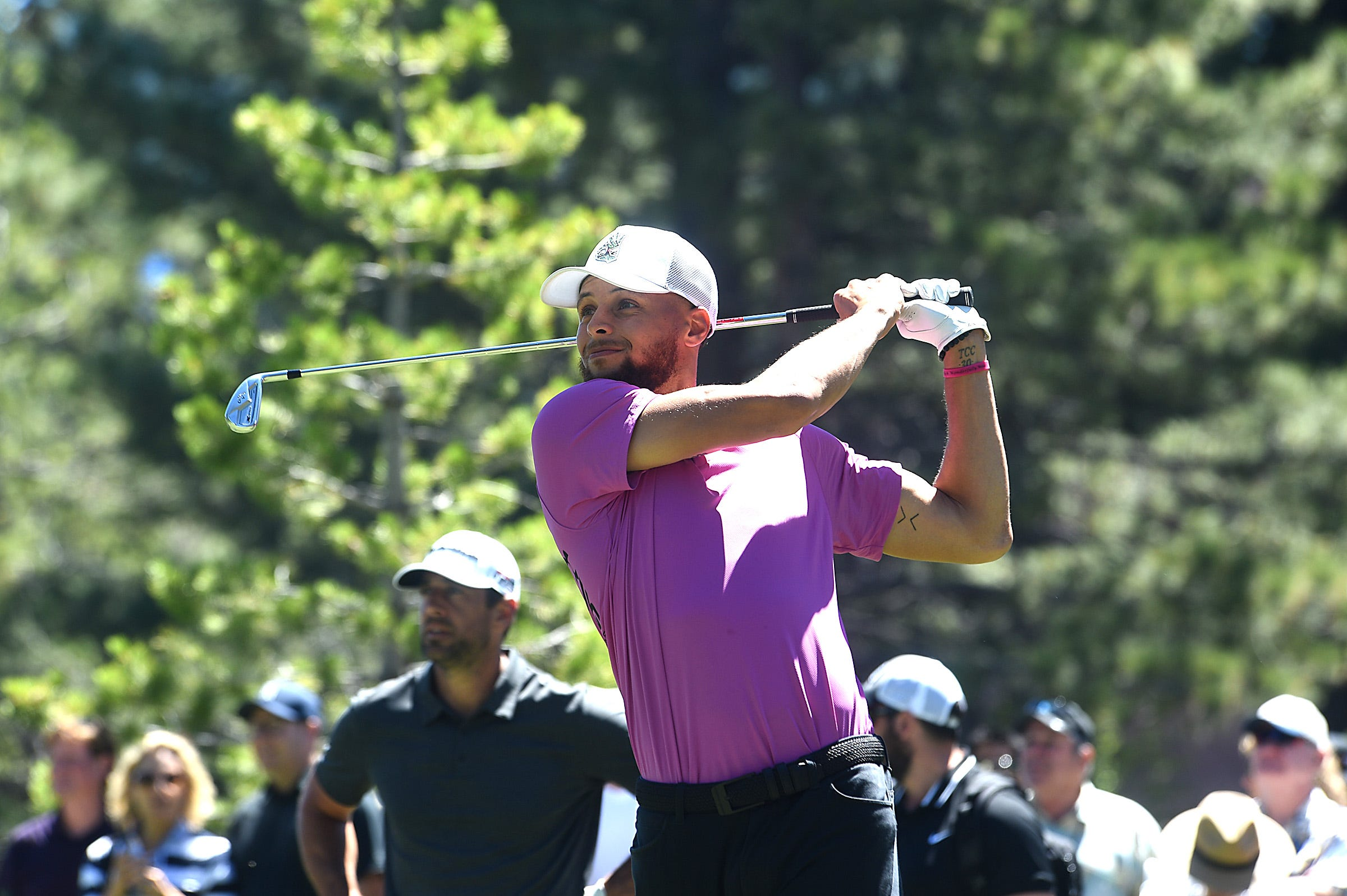 NBA star Steph Curry joins NBC's Ryder Cup coverage in ...