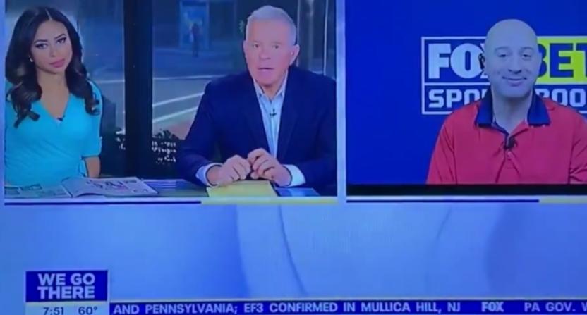 Fox 29 Philadelphia's coverage on Ben Simmons leaving town.