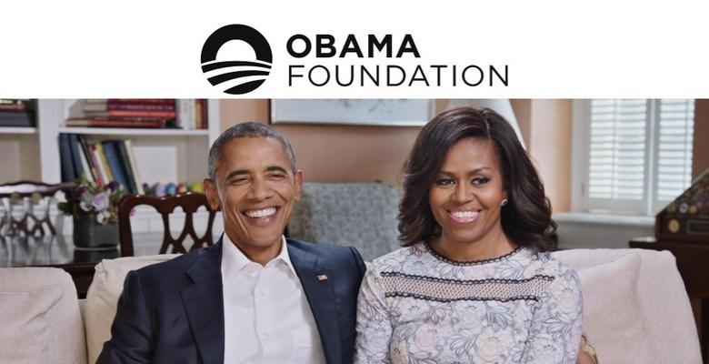 The Obama Foundation.
