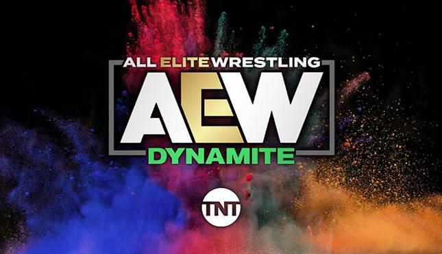 AEW Dynamite on TNT.