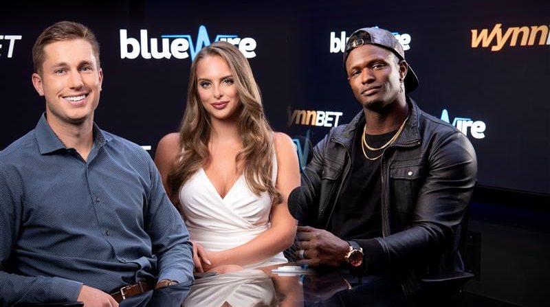 New Blue Wire podcasts will feature Joe Fann, Claudia Bellofatto, and Will Blackmon (L to R).
