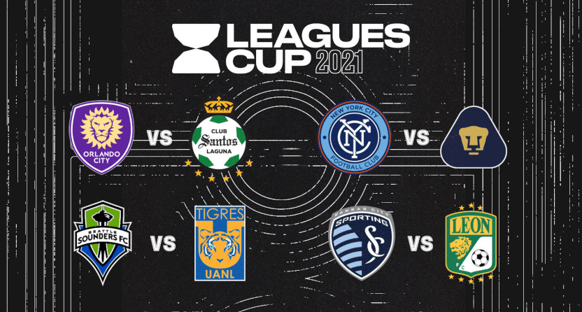 The 2021 Leagues Cup.