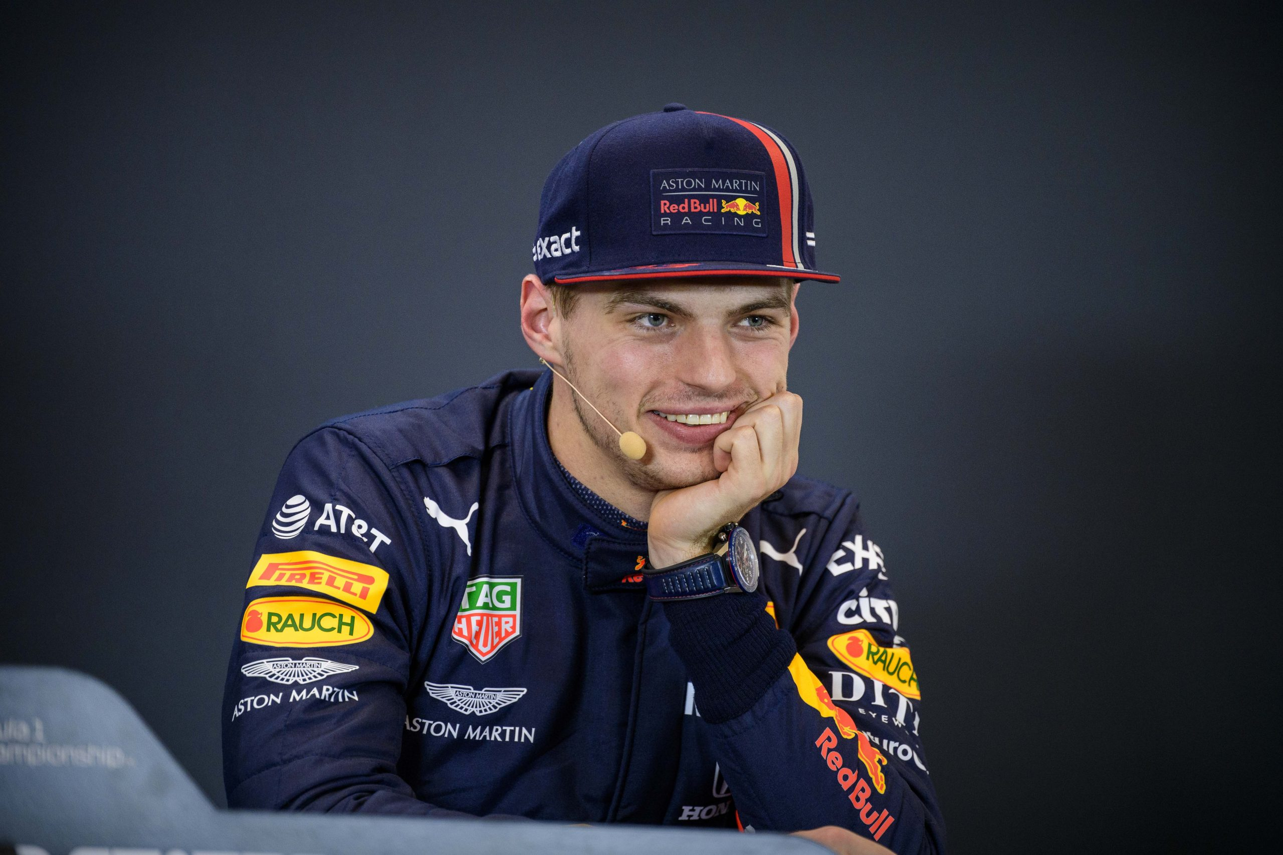 F1 title contender Max Verstappen chooses not to participate in Netflix's Drive to Survive