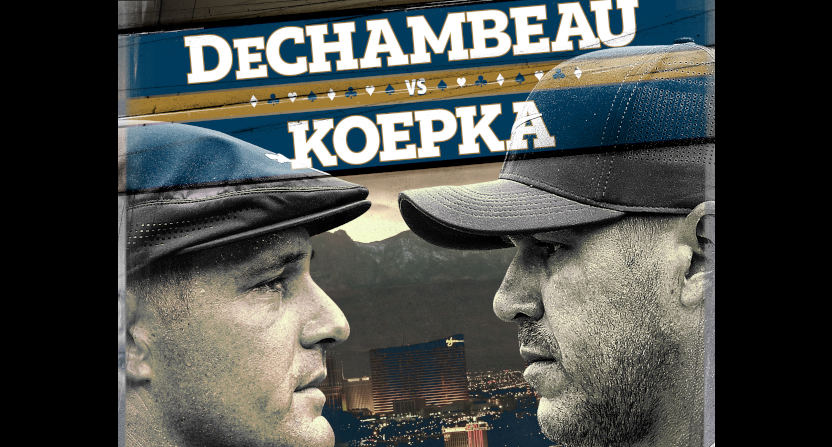 Bryson DeChambeau and Brooks Koepka are in the next version of The Match.