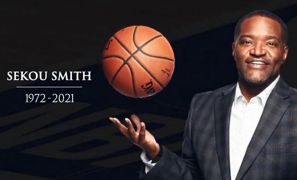Atlanta Hawks dedicate press room to late Sekou Smith